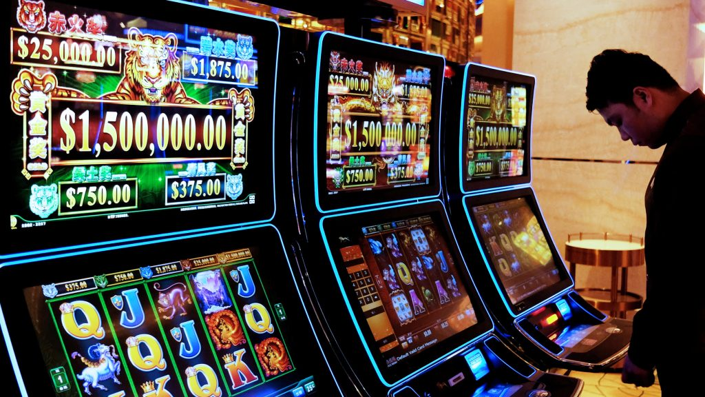 Data considering the distinctive slot gambling agent site
