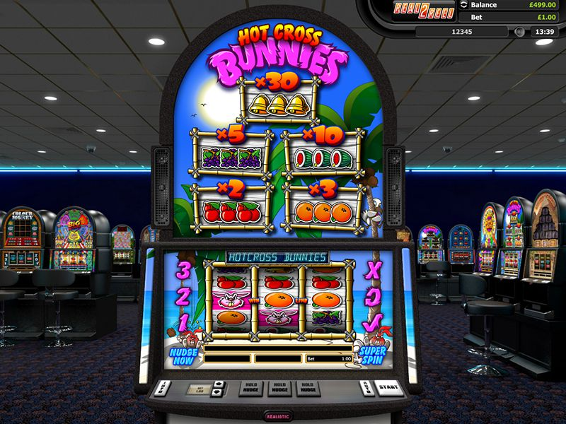 Slot Gambling Game